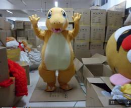 Charmander Anime Manga Jeu vidéo japonais Pikachu Mascot Costume Fancy Dress à partir de jeux vidéo japonais fabricateur