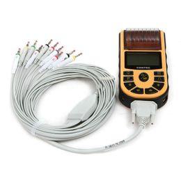 Wholesale CONTEC One Single Channel Leads ECG EKG Machine ECG80A PC Software Printer CE
