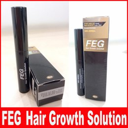 Wholesale FEG Hair Growth Solution for Regrow Missing Hair Cure Hair Loss Problem Alopecia FEG Thinning Hair Treatment DHL