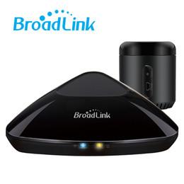 Wholesale Grossiste Nouveau Broadlink RM Pro RM2 ou RM mini3 Contrôleur universel intelligent Smart Home Automation WIFI IR commutateur RF Commande à distance