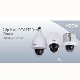 DAHUA IP66 (al aire libre), IK10, OSD 2Mp Mini HDCVI Cámara domo PTZ 1080P HDCVI 12X Cámara PTZ DAHUA SD42212I-HC ptz 12x for sale desde ptz 12x proveedores