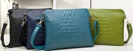 wallet holders purse clutch bag women shoulder handbag ostrich tote lady new arrive UK France BE crocodile genuine leather bags Paris US EUR