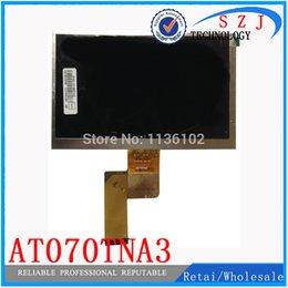Wholesale Original quot inch LCD Screen digitizer display panel AT070TNA3 GPHB070NA D for Ainol NUMY G AX1 Quad Core IPS HD