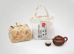 Anhua Tianjian 1kg bamboo baskets a bulk tea