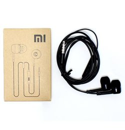 3.5mm Xiaomi Piston 2 In-Ear Earphone Stereo Headphones With Remote and Mic Headsets for Xiaomi MI2 Hongmi M3 MI2S MI2A Mi1S M1