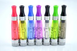 Serie ego recargable en Línea-Venta al por mayor-5pcs caliente CE4 + atomizador de cigarrillo electrónico CE6 e cig caben todos los eGo EVOD batería recargable de la serie 510 CE4 + Vaporizador
