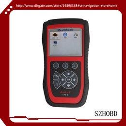Wholesale Autel MaxiCheck Airbag ABS SRS Light Service Reset Tool Original Special Application Diagnostics DHL Free