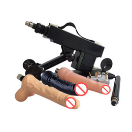 Automatic Sex Machine Sexual Intercourse Sex Machines Gun with Dildo Thrusting Speed Adjustable Machines Sex Furniture