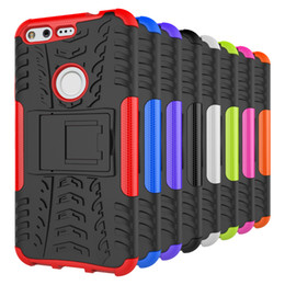 Dazzle Hybrid KickStand Impact Rugged Heavy Duty TPU+PC Shock Proof Cover Case FOR SAMSUNG GALAXY J120 J1 MINI J510 ON5 Google Pixel 100pcs