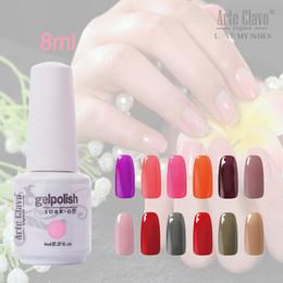 Wholesale Nail Gel ml Arte Clavo Gelpolish Soak Off UV Led Polish Gel Nail Art Designs Lacquerize UV Gel Polish