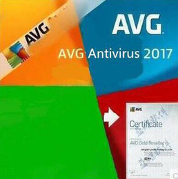 AVG AntiVirus 2017 2018 Antivirus Software 1year 2Years 3year3PC Official website genuine key