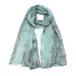 2017 mejores bufandas de moda Bufandas de la gasa de la protección del sol de las bufandas de la bufanda de la impresión de la nueva señora clásica de las mujeres de la manera de la Venta al por mayor- mejores bufandas de moda oferta