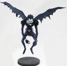 Wholesale Popular Anime Death Note Horrible Ryuk Collection Figure Model with Standing Base SWISSANT