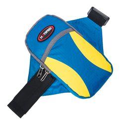 2017 nouveau grand bras de téléphone mobile mobile et les femmes peuvent exercer l'emballage d'équipement extérieur couleur solide imperméable à l'eau sac de vélo de sac à partir de équipements d'emballage fournisseurs