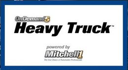 Wholesale Mitchell On Demand Heavy Truck service manuals repair manuals diagnostic wiring diagrams service specifications for heavy trucks USA ma