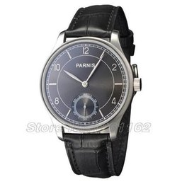 Wholesale mm Black Dial Special Men Watch Hand Winding X013 BB PA4402