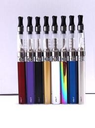 Cigarette électronique produits de désaccoutumance en Ligne-Electronic cigarette manchon de montage CE4 atomiseur de fumée électronique de tabac de cessation de fumer produits