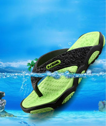 sandals men slippers fashion flip flops shoes beach rubber high quality