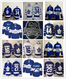 Wholesale Toronto Maple Leafs Centennial Classic th Anniversary Jerseys Hockey William Nylander Mitch Marner Matthews Rielly