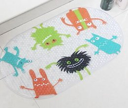 Wholesale Anti Slip Anti Bacterial Bath Mat The Best Safety Addition for Your Shower or Bath for Baby Kids and Easy to Clean