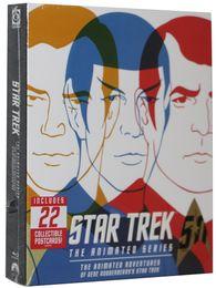 Wholesale Star Trek Animated The Animated Adv of Gene Roddenberry s Star Trek of Cards Included d