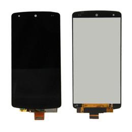 2017 écran tactile google Pour Google Nexus 5 D820 D821 Ecran LCD Touch Digitizer Screen Assembly Pièces de rechange pour LG G3 G4 LG E960 écran tactile google sur la vente