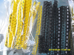 Factory direct sales of electronic wire Category 6 network cable identification card type tube C type