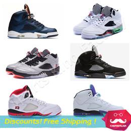 Wholesale Ranging red retro Oreo black metallic Grape V men basketball shoe sneakers sizes Pro Stars oregon ducks j5 Sport shoe