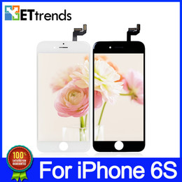 Wholesale High Quality LCD Screen for iPhone S LCD Display Touch Screen Assembly With Lifetime Warranty DHL