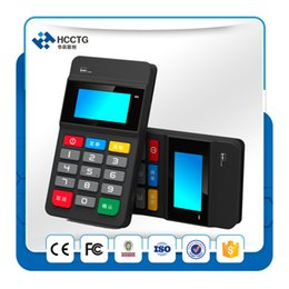 Wholesale China Manufacturer Magnetic Card Reader NFC IC chip card reader mobile pos machine with keypad HTY711