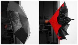 Wholesale Best Offer C Hook Handle Windproof Reverse Folding cm sunshade umbrella Double Layer beach umbrella for