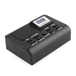 Wholesale Telephone Call Recording Registration Phone Line Automatic Recorder LCD Box