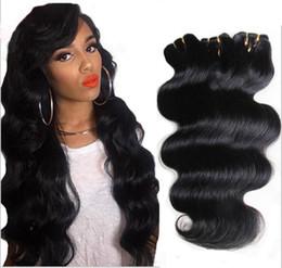 Wholesale Cheap Brazilian Virgin Hair Body Wave Straight g pc Unprocessed Brazilian Human Hair Weave Bundles Brazilian Body Wave Hair Can be dyed