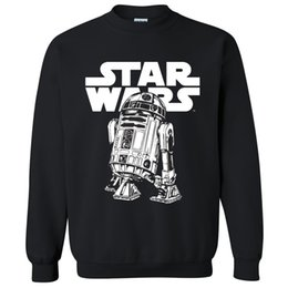 Wholesale Joy Only Autumn Men s Fleece Sweatshirt Star Wars Gun Music Pug Print D Hoodies Long Sleeve Pullovers Clothing Man Hoodie Tops