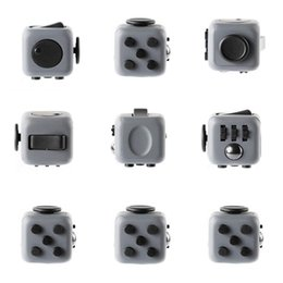 Wholesale in stock Fidget Cube Toys for Girl Boys Christmas Gift The First Batch of The Sale Best Christmas Gift Migic Cube