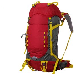 Wholesale day packs Outdoor hiking backpack men and women travel bag camping Nylon Backpack outdoor equipment