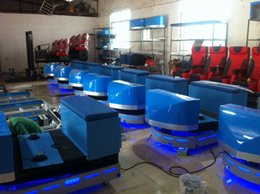 Wholesale 5d d theater electric platform d vr seat used cinema chairs cinema simulator d egg cinema equipment for sale