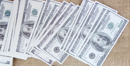 Wholesale Hot USA Learning Dollars Trainings Banknotes Bank Staff Training Banknotes Christmas Gifts Collect for Home Decor Arts Crafts