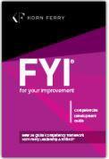 Wholesale 2017 FYI For Your Improvement Competencies Development Guide th Edition P580