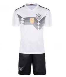 Germany 2018 FIFA World Cup home jersey DFB OZIL MULLER HUMMELS KROOS GOTZE WERNER GUERREIRO SANE NEUER SCHURRLE Germany World Cup jerseys