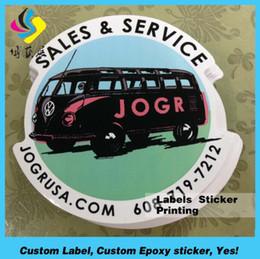China Custom Top Quality Private Printing Die Cut Vinyl Sticker Waterproof Sticker Labels