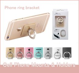 Wholesale 360 Degree Phone Holder For Desk Rotation Ring Opening Bracket Suitable For All Phones And Tablets Small Convenience Dither