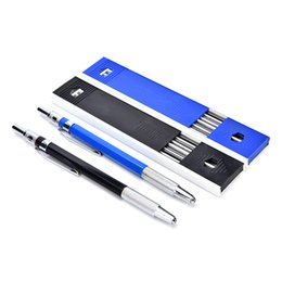 Wholesale New mm Black Lead Holder Mechanical Drafting Drawing Pencil random color With mm Black Lead