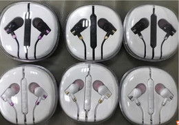 Super Quality with cheap wholesale Price 3.5MM in Ear Headphones And Earphones With Mic