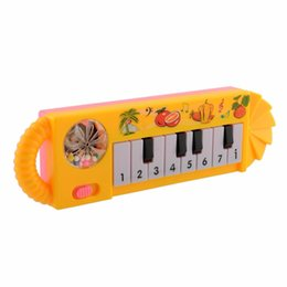 Wholesale Baby Toddler Kids Musical Piano Developmental Game Toy Early Educational