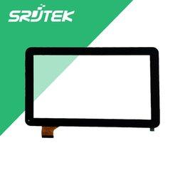 Скидка единая панель Оптово-устрицы T12 T12D T12V 3G 10,1-дюймовый емкостный сенсорный YCF0464-панель экрана Tablet Single Touch вызывной панели Putside YCF0464