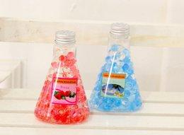 plastic Crystal Fragrance Beads new car air freshener air freshener for home