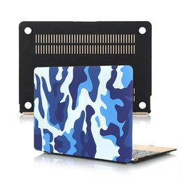 Wholesale For Macbook Air Pro Retina inch A1706 A1707 A1708 color printed macbook Full body Productive case with Keyboard Protector