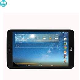 100% Original Refurbished LG VK810 IPS LCD 8.3 inch 1200x1920 2.0GB RAM 16GB ROM 1.5MP microSD up to 64 GB Android 4.2