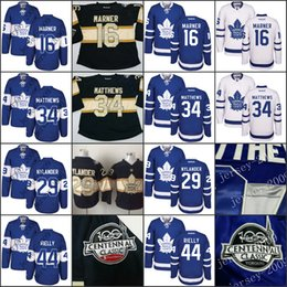 Wholesale 2017 Centennial Classic Premier Men Toronto Maple Leafs th Auston Matthews Mitch Marner Rielly Nylander Clark Hockey jersey Stitched